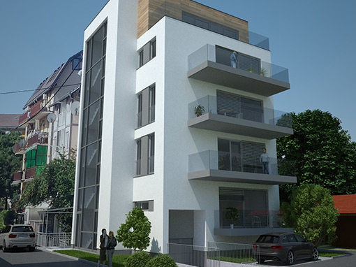RESIDENTIAL BUILDING K