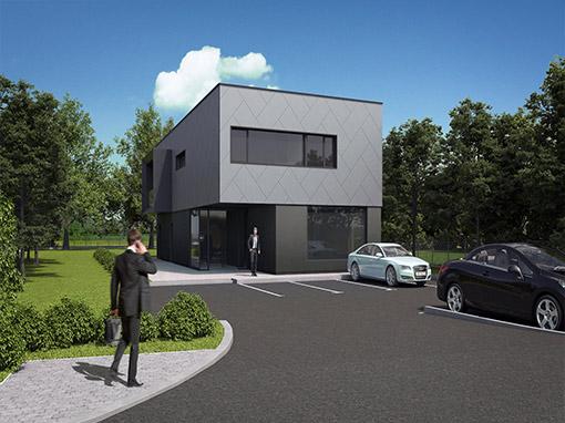 "COMMERCIAL BUILDING ""SAMOBORSKI VRT"""