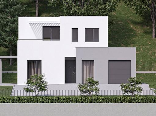 Obiteljska kuća K1