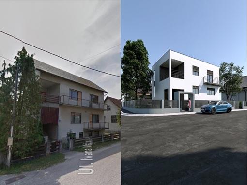 HOUSE MAKEOVER IN VELIKA GORICA