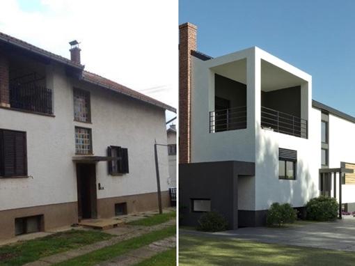 HOUSE MAKEOVER IN ČAKOVEC