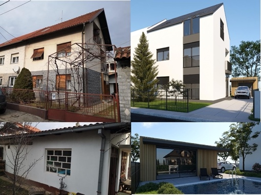 HOUSE MAKEOVER IN DUBEC