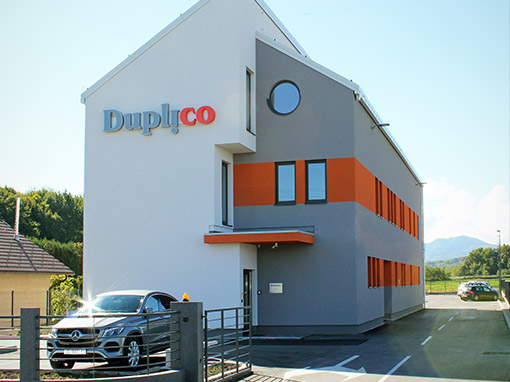 "COMMERCIAL BUILDING ""DUPLICO"""