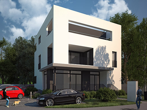 MIXED RESIDENTIAL/COMERCIAL BUILDING G